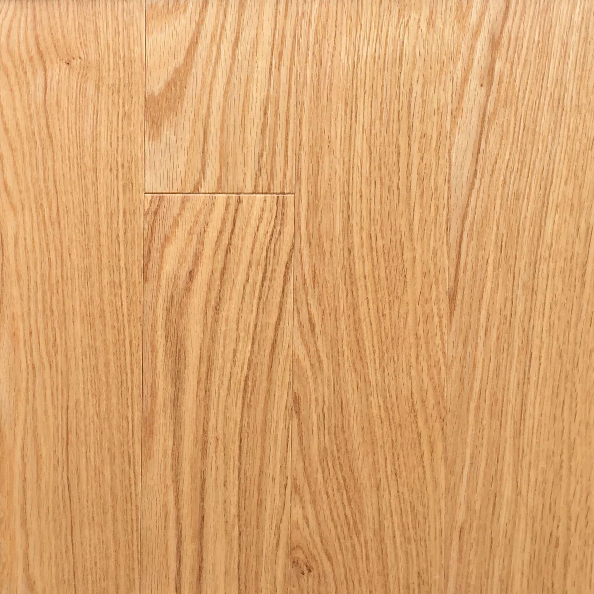 Natural red oak hardwood planet for Natural red oak floors