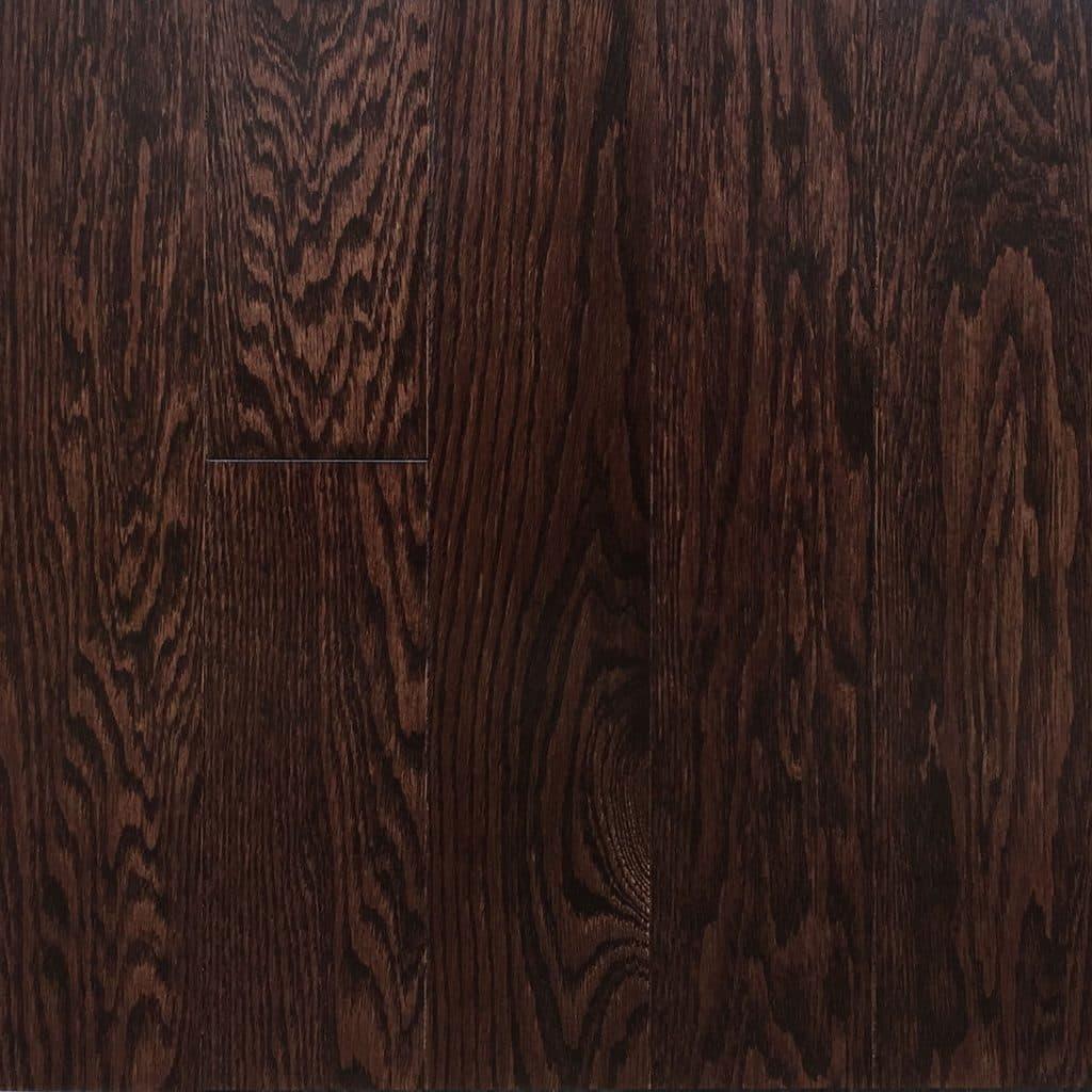 Walnut red oak