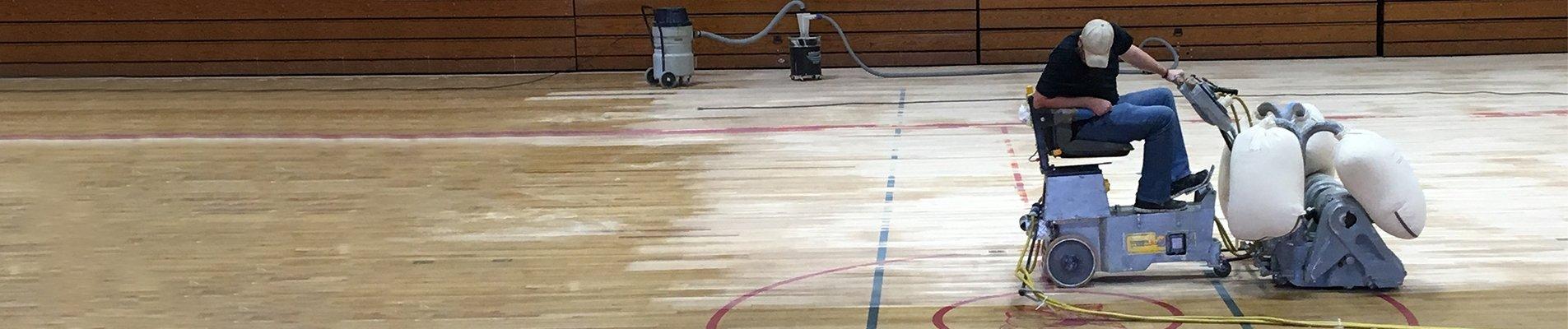 floor sanding-school