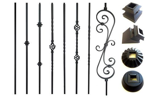 iron-balusters