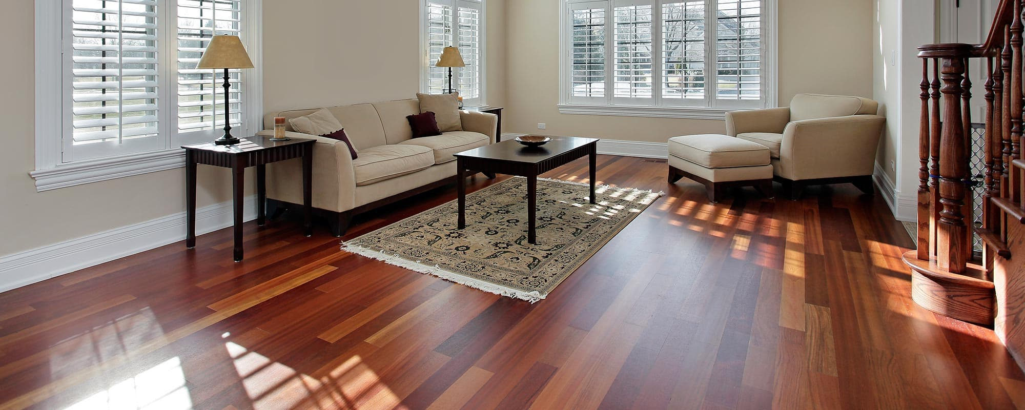 american walnut floors