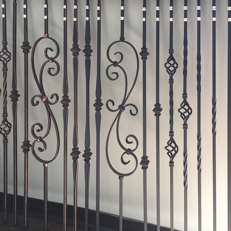balusters iron