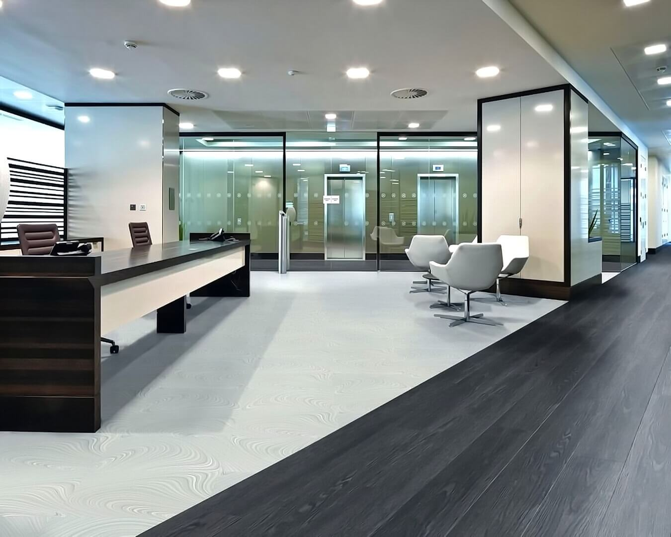 Popular Flooring Materials for your Office