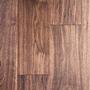 Walnut Wide Plank Engineered Flooring